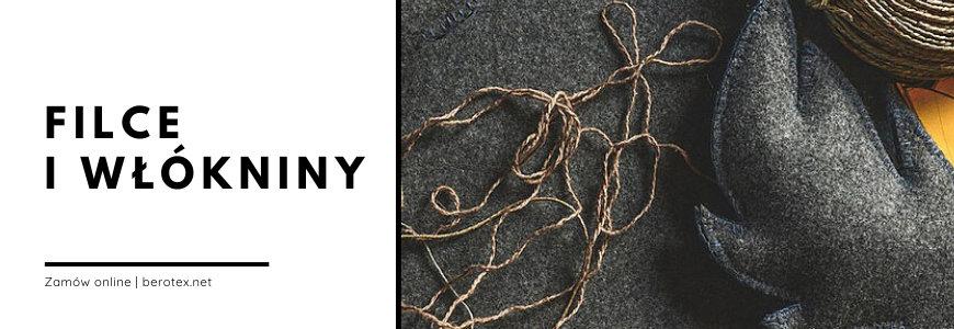 filce-włókniny