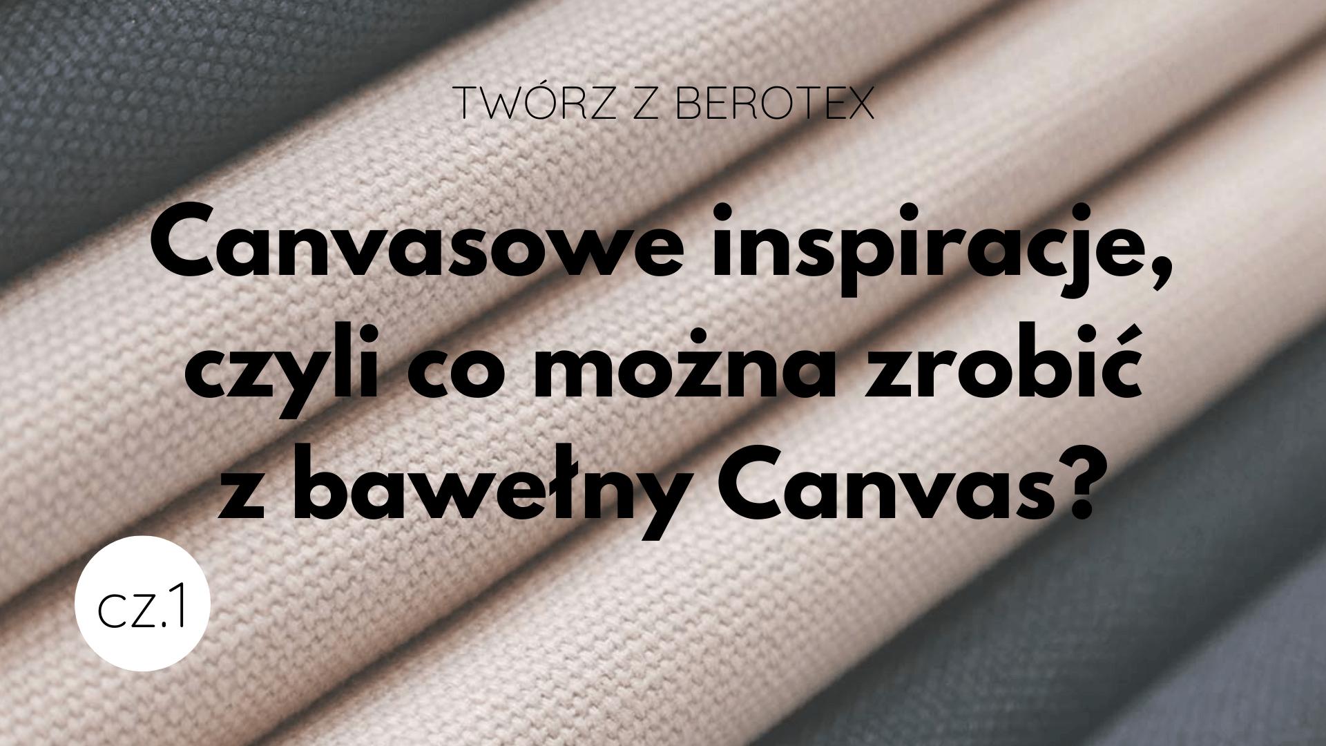 Canvas inspiracje