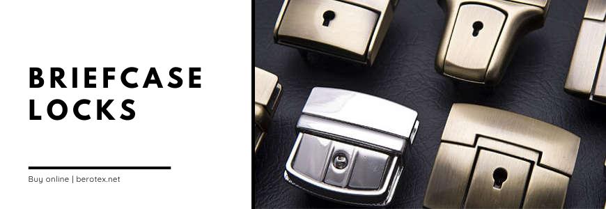 briefcase locks