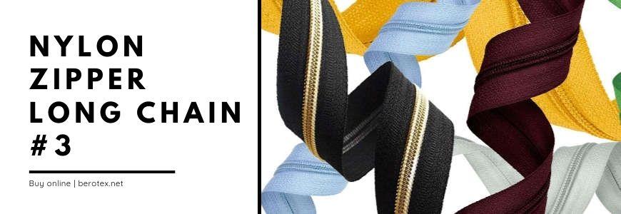 nylon zipper long chain 3
