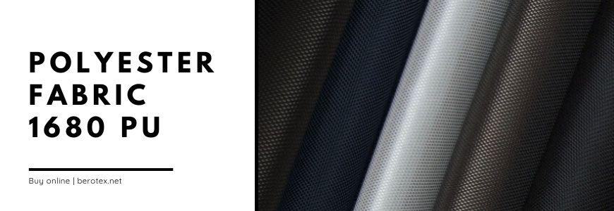 polyester fabric 1680 pu