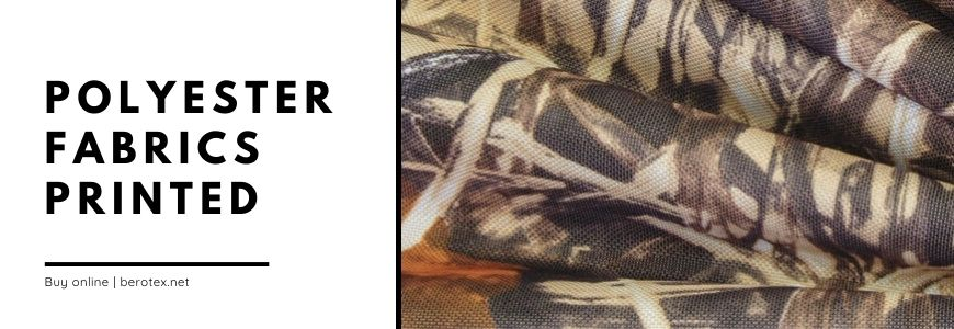 polyester fabrics pronted