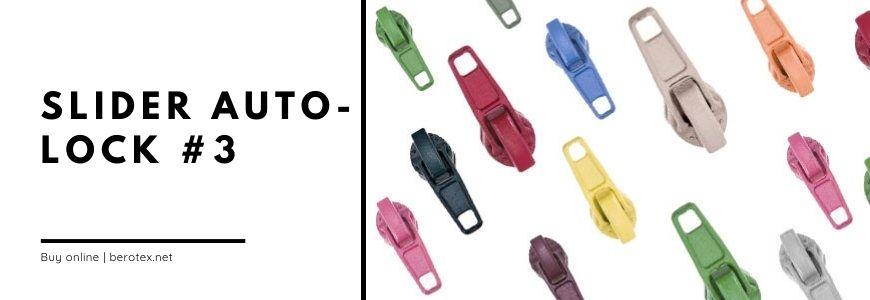 Slider auto lock 3