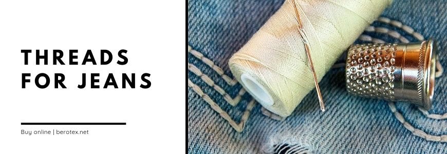 Threads for jeans